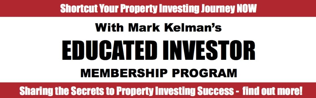 Educated Investor Banner Ad